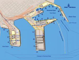 Пристанище Бургас отбеляза 113 години