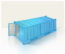 Size of sea containers 1