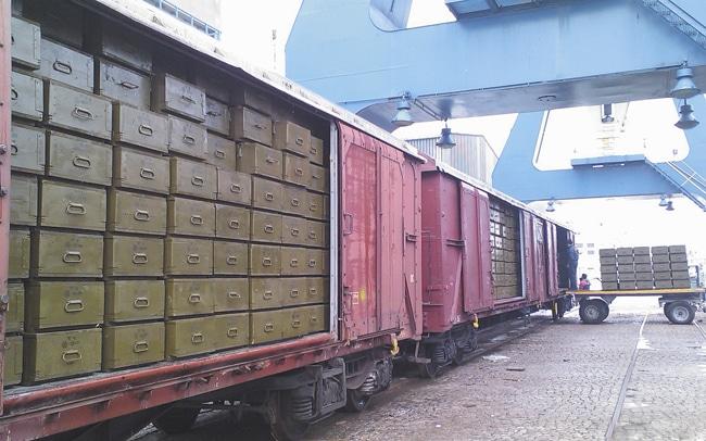 Железопътен транспорт 1