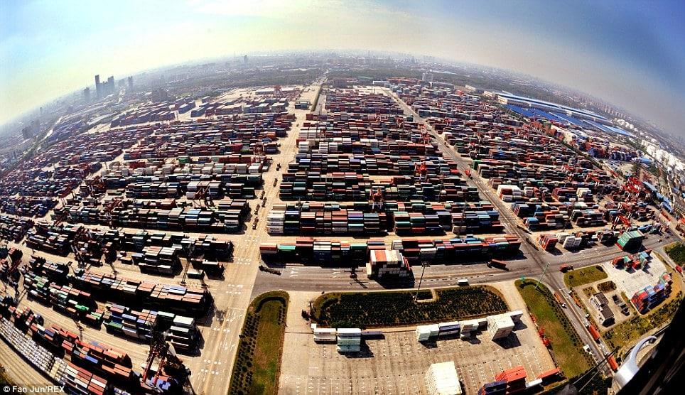 Търговия с контейнери 2